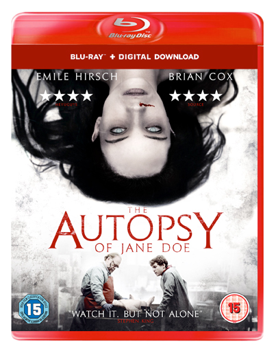 Item image: The Autopsy of Jane Doe Blu-ray