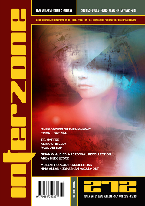 Interzone 272 cover