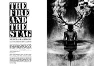 Item image: The Fire and the Stag
