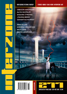 Interzone 277 cover