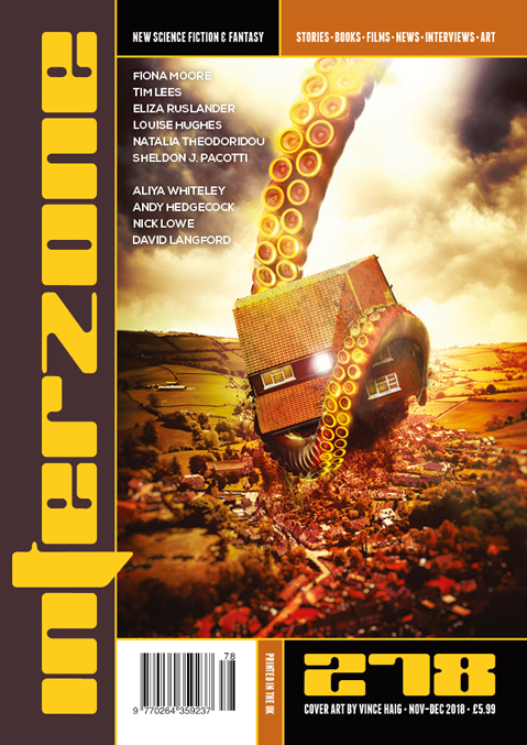 Interzone 278 cover