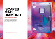 Item image: Scapes Made Diamond
