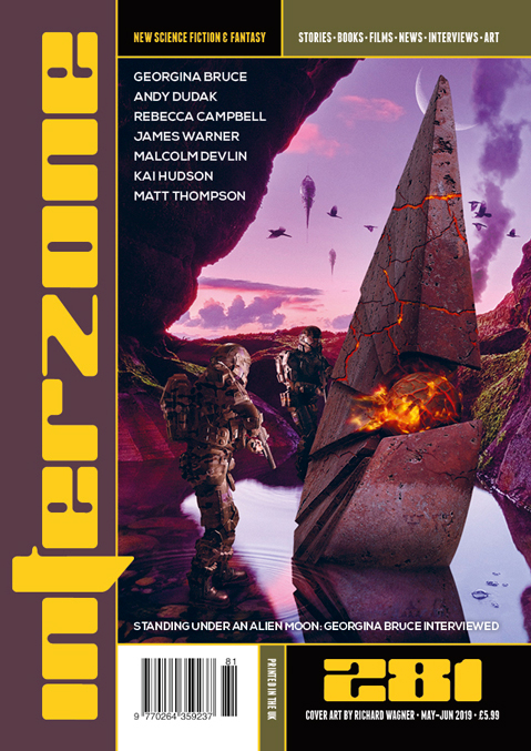 Interzone 281 cover