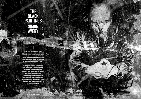 The Black Paintings