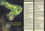 Item image: The Lady in the Tigris