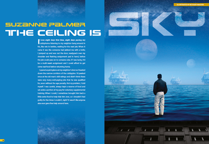 The Ceiling is Sky