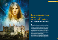 Item image: Her Scientifiction, Far Future, Medieval Fantasy