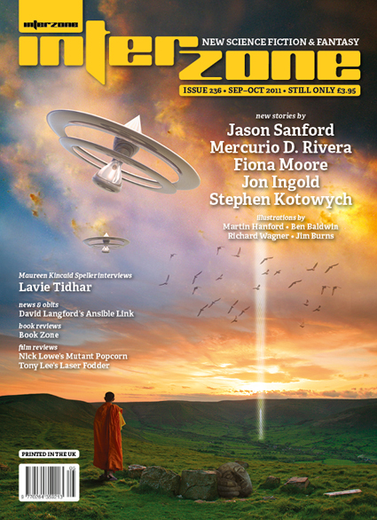 Interzone 236 cover