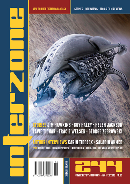 Subscribe to Interzone