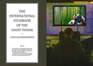 Item image: The International Studbook of the Giant Panda