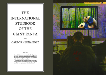 The International Studbook of the Giant Panda