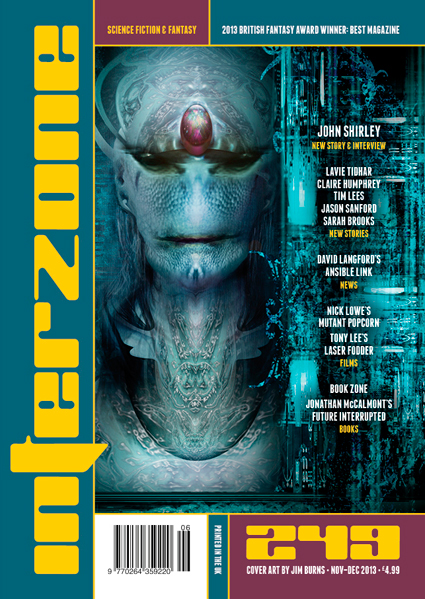 Interzone 249 cover