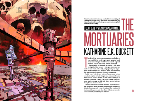 The Mortuaries