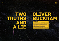 Item image: Two Truths And A Lie