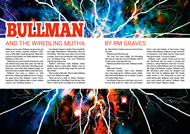 Item image: Bullman and the Wiredling Mutha