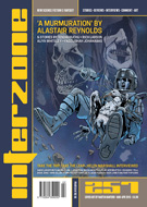 Item image: Interzone 257 (Rime by Martin Hanford)