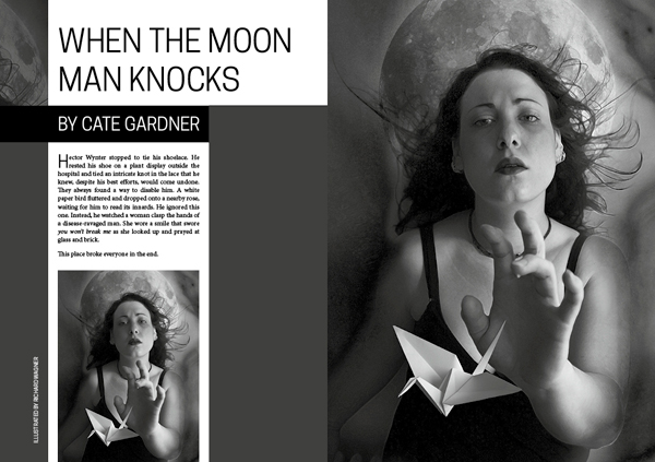 When the Moon Man Knocks