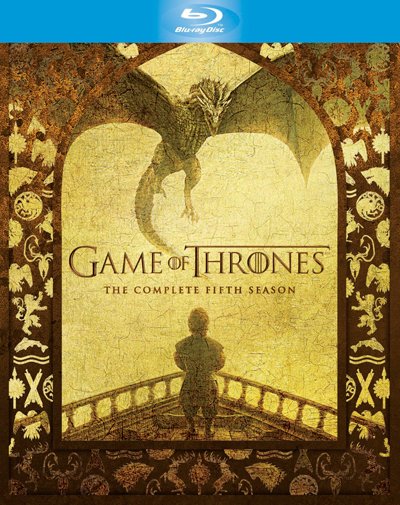 Item image: Game of Thrones Season 5 Blu-ray