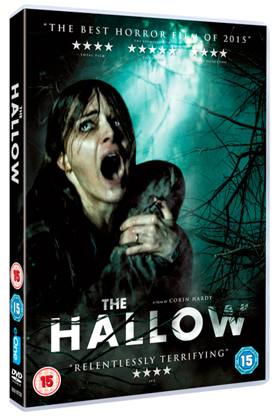 Item image: The Hallow DVD