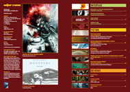 Item image: Interzone 266 Contents